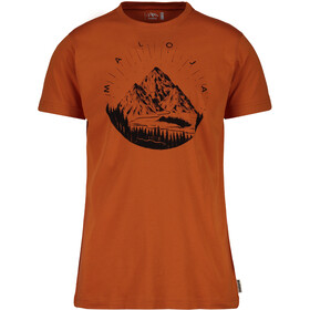 Maloja SeptimerM. T-Shirt Men firelily